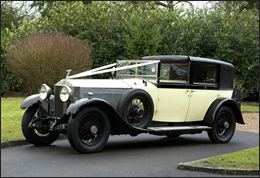 Classic Car Hire | Choose a vintage Rolls Royce for your wedding ...