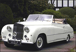 Classic Car Hire Choose A Bentley For Your Wedding Transport
