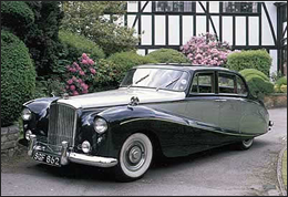 1956 Bentley Hooper Empress