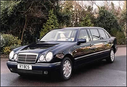 1998 Mercedes-Benz Stretch Limousine